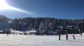 Jahorina bilježi rekordan broj skijaša ovog vikenda