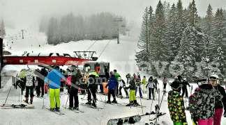 Jahorina tokom vikenda ugostila blizu 20.000 skijaša