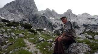 Fočak Petar Janjić u 82. godini života osvojio vrh Prenja (2.155m)