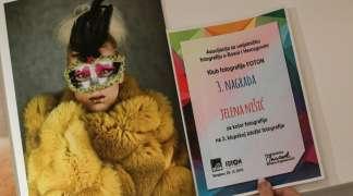 Jeleni Nišić treća nagrada za kolor fotografiju