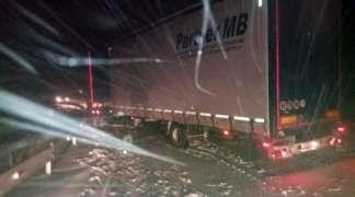 Vjetar stvara probleme putarima, otežan saobraćaj na istoku Srpske