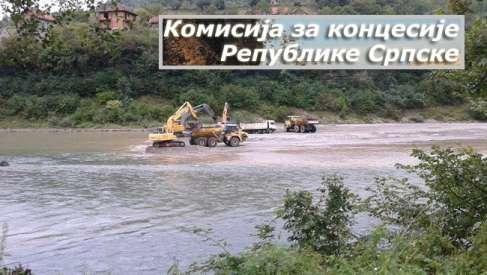 Institucije u Srpskoj godinama ignorišu nelegalno vađenje šljunka