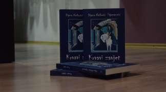 Promocija romana ''Krvavi zavjet'' u Palama