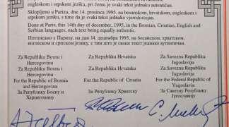 Slučaj ''Dejtonski sporazum'': Obustavljena istraga protiv Željka Kuntoša