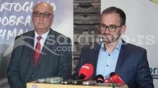 Gluhaković i Ljevnaić zadovoljni organizacijom Festivala 84 i zimskom sezonom