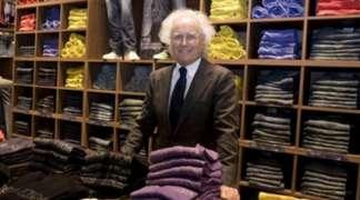 Lučano Beneton se vraća u 82. godini da pomogne posrnuloj kompaniji