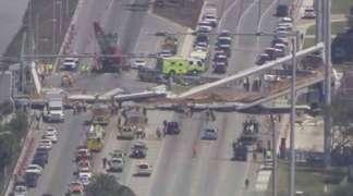 Majami: Srušio se most, ima poginulih!