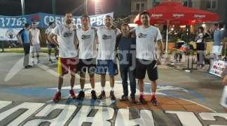 Majstor za pivo osvojio ''Streetball'' u Istočnom Novom Sarajevu