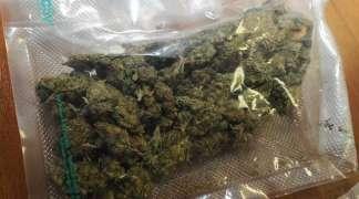Policija prilikom pretresa pronašla tri kesice ''marihuane''!