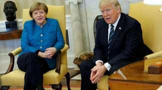 Merkelova podržala udare na Siriju kao ''opravdane i efikasne''