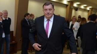 Dodik sazvao hitnu novinarsku konferenciju zbog saopštenja SDA