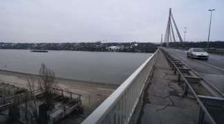 Novosađanin osumnjičen da je ubio suprugu bacivši je sa mosta!