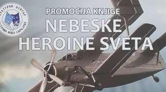 """Promocija knjige """"Nebeske heroine sveta"""" u Istočnom Sarajevu"""