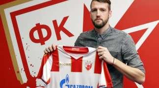 Nemanja Milunović zvanično pojačao Zvezdu