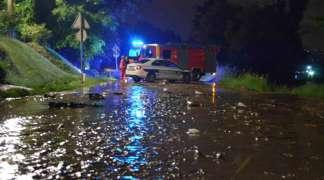 Nevrijeme napravilo haos u Srbiji: Most odnijela bujica, poplavljene kuće
