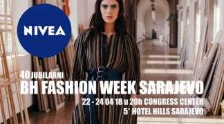 Modna kolekcija ''Opera'' Marine Kosorić na 40. Nivea BiH Fashion Week Sarajevo