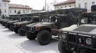 Propala nabavka 21 milion KM vrijednih vozila za Oružane snage BiH