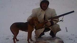 Pas upucao lovca iz puške