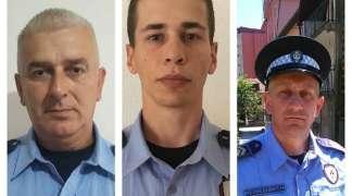 Policajci spriječili mladića da se izbode u stanu pred porodicom