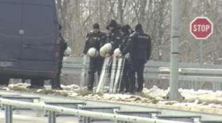 MUP Srbije stopirao meč Srbije i tzv. Kosova
