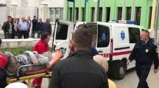 Polio se benzinom i zapalio u zgradi opštine