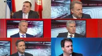 Lideri političkih stranaka najavili pobjede na izborima