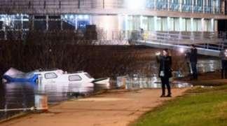 Beograd: Brod udario čamac, dvoje mrtvih