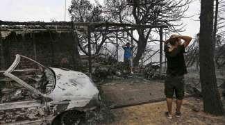 Više od 60 ljudi poginulo za sat vremena u požaru