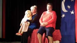 Mališani uživali u predstavi ''Vreme je za bajke''
