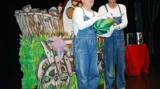 Odigrana predstava ''Kvarna farma''