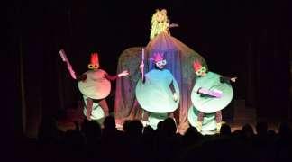Odigrana predstava ''O maloj princezi'' u okviru ''Lut festa''
