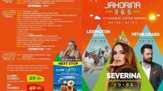 Otvaranje ljetne sezone na Jahorini uz bogat zabavni program