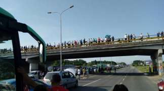 Vozači i danas blokirali puteve širom BiH