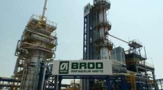 Rafinerija nafte Brod na dnu - vrijedi manje od Dodikovog ''mercedesa''