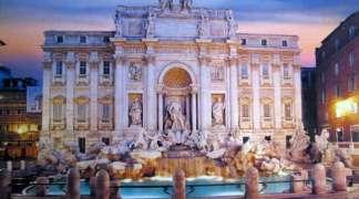 Iz fontane di Trevi dnevno se izvadi oko 3 000 evra!