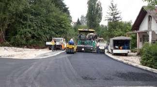 Završetak rekonstrukcije Romanijske ulice u Palama do izbora