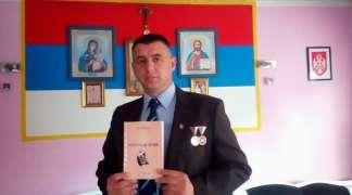 Pjesnik u uniformi - Saša Nikolić izdao sedmu knjigu epske poezije