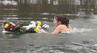 Trinaestogodišnja Sara prva stigla do Časnog krsta u Istočnoj Ilidži