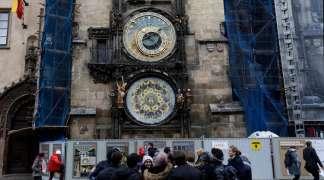 Astronomski sat u Pragu zaustavljen, čeka restauraciju