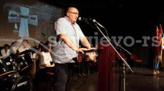 Šehovac: Podizanje krstova sklepanih od bandera nije u pravoslavnoj tradiciji