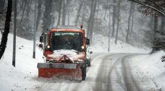 Hrvatska: Zatvoreni putevi zbog snijega