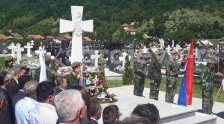 Obilježena godišnjica formiranja Prve sarajevske brigade