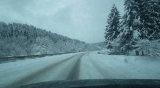 Saobraćaj preko planina i prevoja (standardno) otežan i usporen