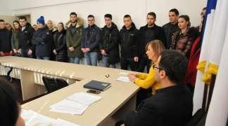 Potpisani ugovori sa 87 stipendista u Istočnom Novom Sarajevu