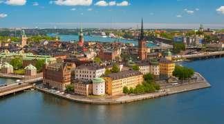 Švedska - zemlja triju kruna