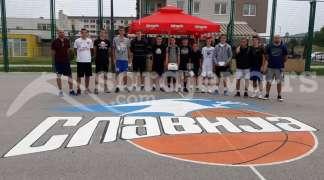 Startovao 3. ''Streetball 3x3'' Lukavica 2018