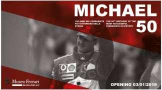 Ferrari ne zaboravlja legendu: Šumiju u čast!