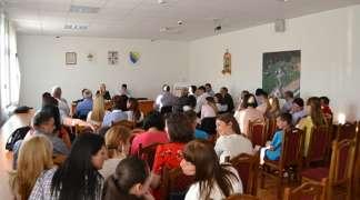Gašanović: Mladi su naš najveći potencijal