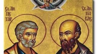 Petrovdan: Dan Svetih apostola Petra i Pavla