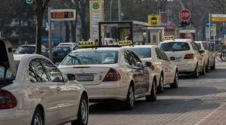 Inspekcija ''češlja'' taksi štand na sarajevskom aerodromu